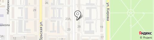 Стоматолог и Я на карте Котовска