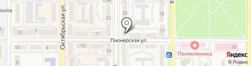 Надежда на карте Котовска