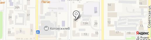 ФГКУ ОВО ВНГ России по Тамбовской области на карте Котовска
