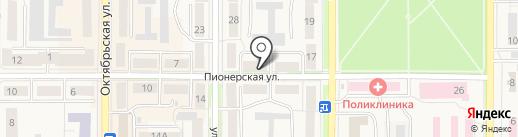 Идеал на карте Котовска