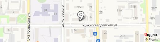 Аптека на карте Котовска