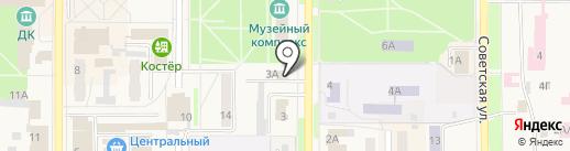 Прокуратура г. Котовска на карте Котовска