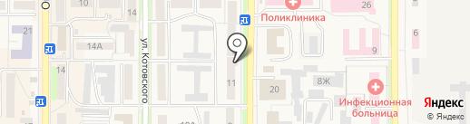 Faberlic на карте Котовска