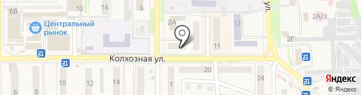 РемСтрой Камилот на карте Котовска