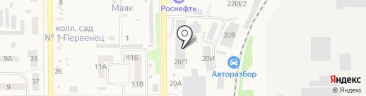Агро на карте Котовска