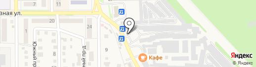 Europlat на карте Котовска
