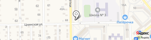 PrimaVera на карте Котовска
