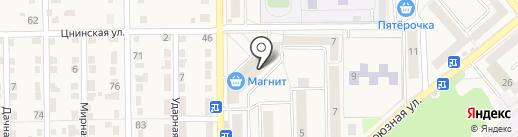 Двери для вашего дома на карте Котовска