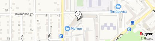 Адвокат & Юрист на карте Котовска