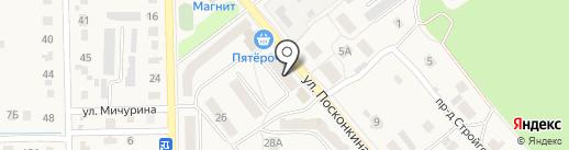 Шик на карте Котовска