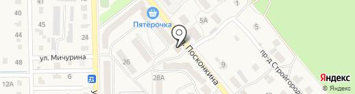 Веселая затея на карте Котовска