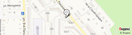 Алкобренд на карте Котовска