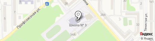 СДЮСШОР по лыжному спорту на карте Котовска