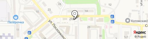 Платежный терминал, Сбербанк, ПАО на карте Котовска