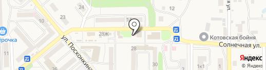 Тамбовфармация на карте Котовска