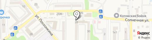 Comepay на карте Котовска