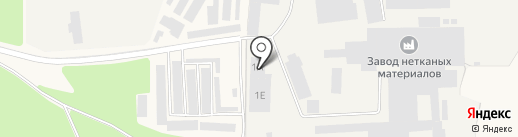 Тамбовская Керамика на карте Котовска