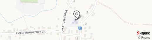 Детский сад №23 на карте Татарки