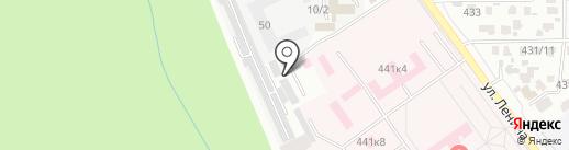 СтайлАвто на карте Ставрополя