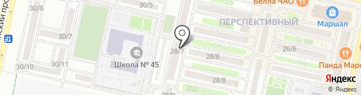 26li на карте Ставрополя