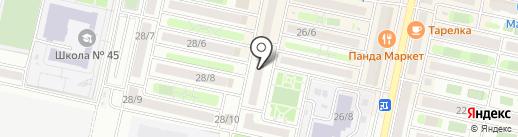 Пивной Гурман на карте Ставрополя