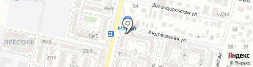 Studio-S на карте Ставрополя