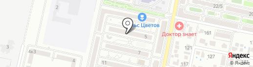 Британикаpool на карте Ставрополя