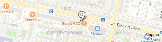 Социальная аптека на карте Ставрополя