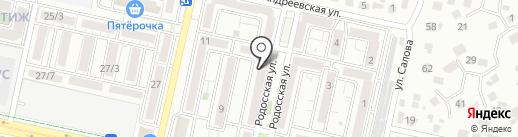Мясной король на карте Ставрополя