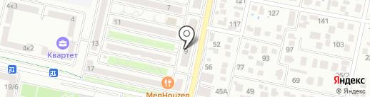 Суши Express на карте Ставрополя