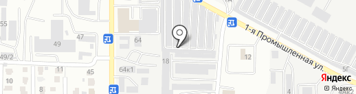 Автостекла+ на карте Ставрополя