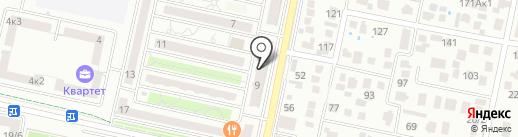 Магазин по продаже карнизов на карте Ставрополя
