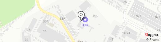Гудвик на карте Ставрополя