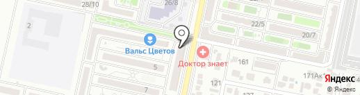 ВелоМаг на карте Ставрополя