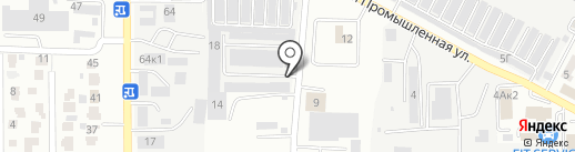 Гидросфера на карте Ставрополя