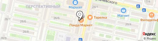 Hair Style на карте Ставрополя