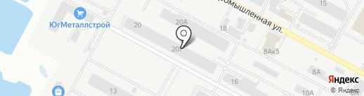 Гарант, АНО на карте Ставрополя