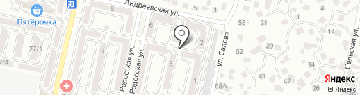 Наш на карте Ставрополя