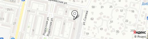 Кабинет помощи в обучении на карте Ставрополя