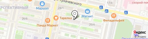 Чай на карте Ставрополя