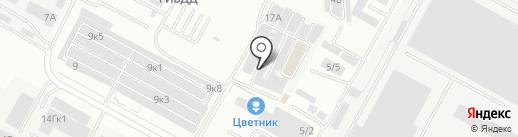 StavСтекло на карте Ставрополя