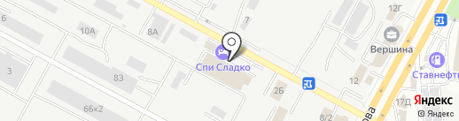 Deckmarket на карте Ставрополя