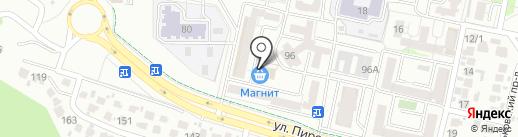 ПрофЭксперт на карте Ставрополя