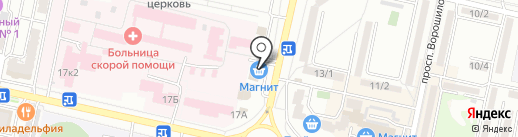СпецКонтрактПроект на карте Ставрополя