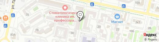 Мастерская по ремонту техники на карте Ставрополя