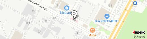 Нефрологический Центр, АНО на карте Ставрополя