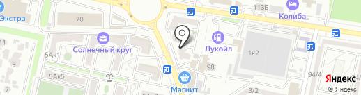 Петровичъ Service Catering на карте Ставрополя