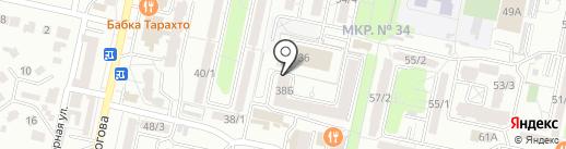 Мир книг на карте Ставрополя