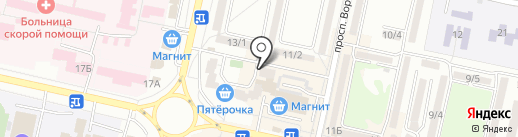 Третейский суд на карте Ставрополя