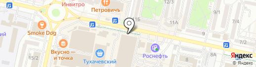 Домашний погребок на карте Ставрополя